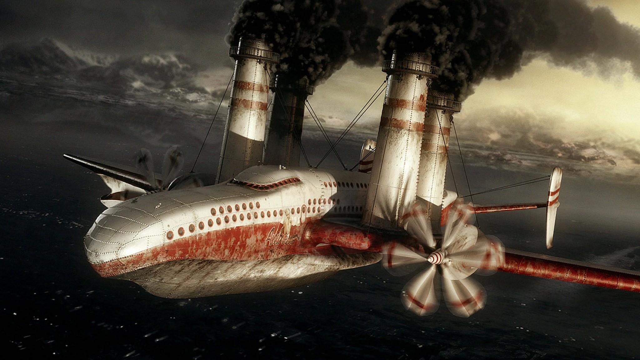 Factory-Plane