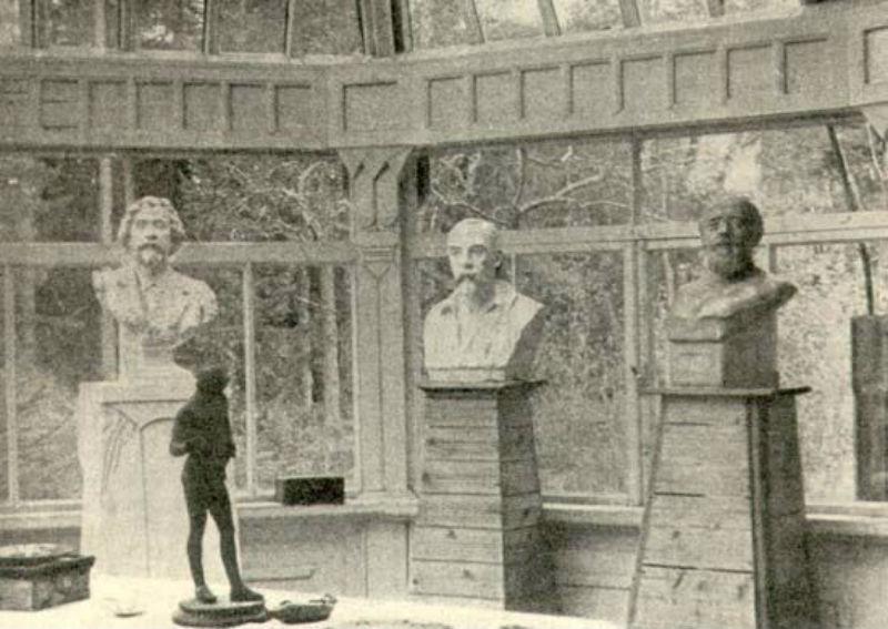 9-Справа Илья Репин - Бюст Саввы Мамонтова - 1880-е.jpg
