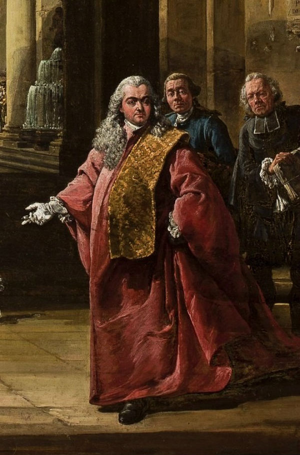5-Бернардо Беллотто - Автопортрет в образе венецианского посла.jpg