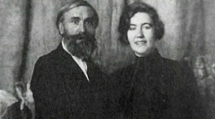 2-Сергей и Маргарита Коненковы - 1920е годы.jpg
