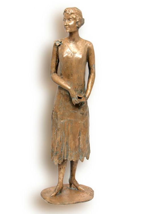 10-Сергей Коненков - Скульптура Маргариты Коненковой - 1920−30е годы.jpg