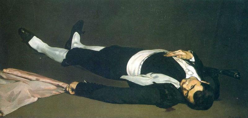 37-Эдуар Мане - Мертвый тореадор.jpg