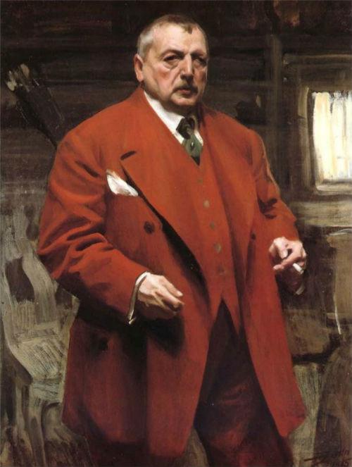 Андерс Цорн - Автопортрет в красном - 1915.jpg