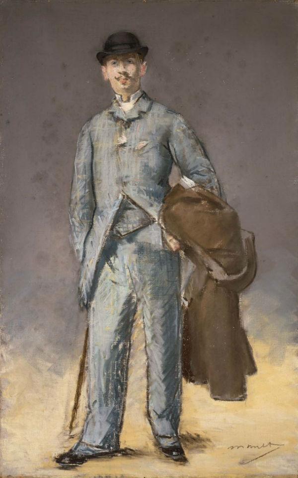 3-Эдуард Мане - Рене Манзерой - 1882.jpg