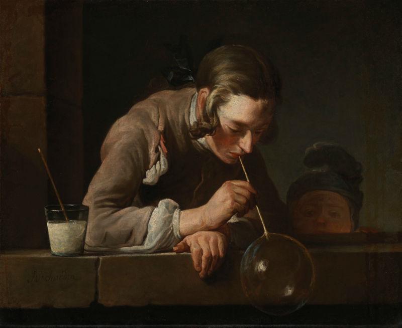 1-Жан Батист Симеон Шарден - Мыльные пузыри - 1739.jpg