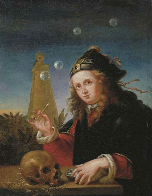 2-Рейнир де ла Хэй - Мальчик и мыльные пузыри - 1650-е.jpg