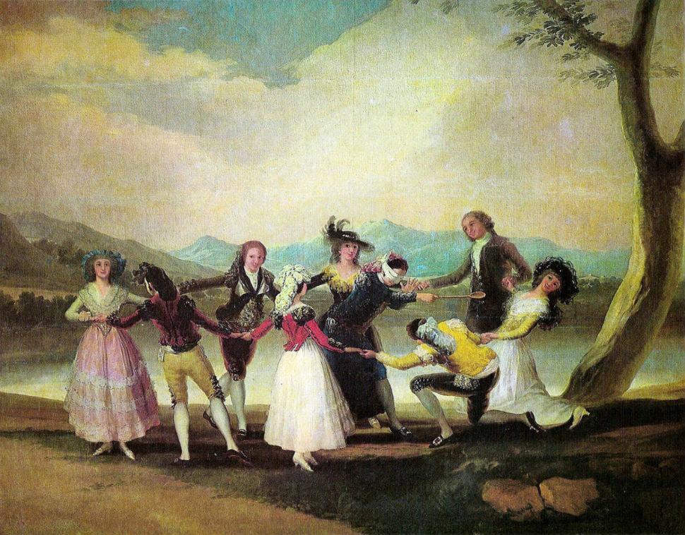 12-Франсиско гойя - Жмурки - 1789.jpg