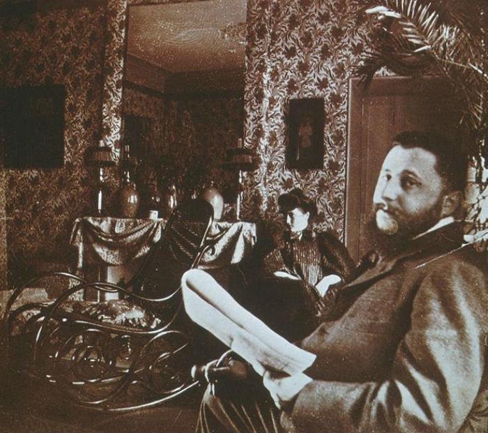 5-Мизиа и Таде Натансон - 1890-е - Фото Жан Эдуар Вюйар.jpg