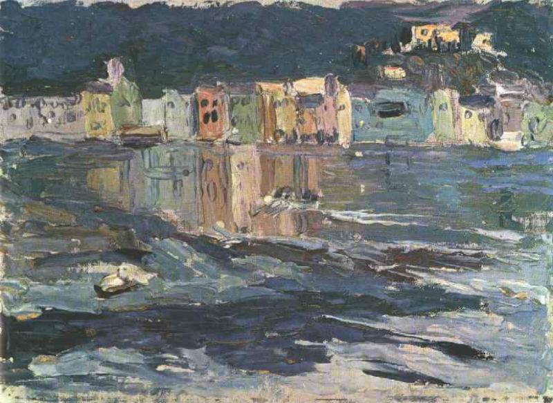 18-Василий Кандинский - Санта-Маргарита - 1906.jpg