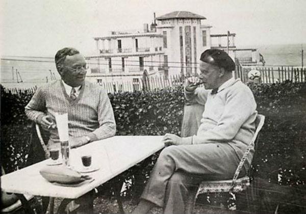 11-Василий Кандинский и Пауль Клее.jpg
