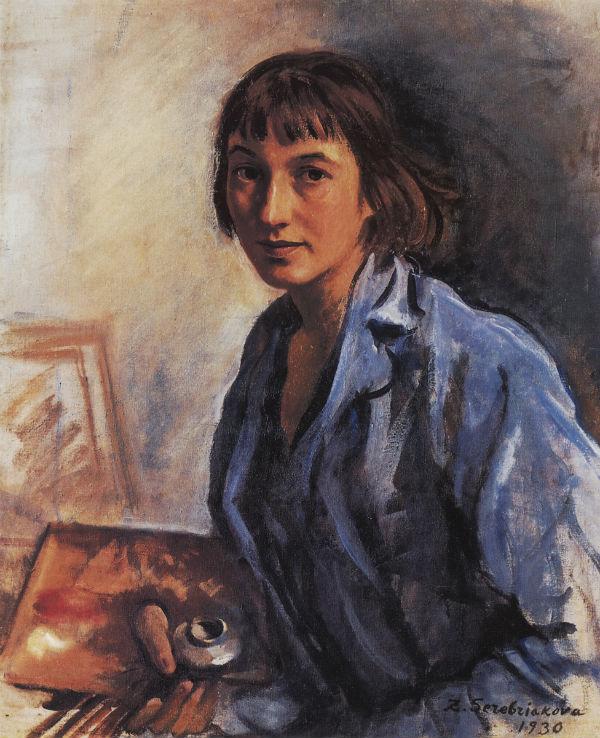 9-Автопортрет - 1930.jpg