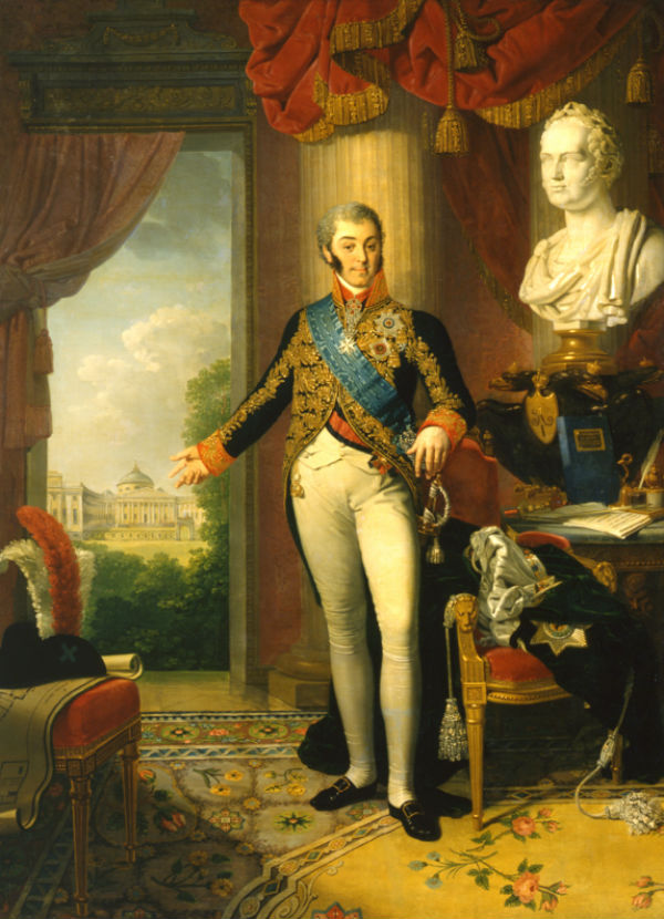 1-Владимир Боровиковский - Портрет графа Н П Шереметева - 1817-1819.jpg