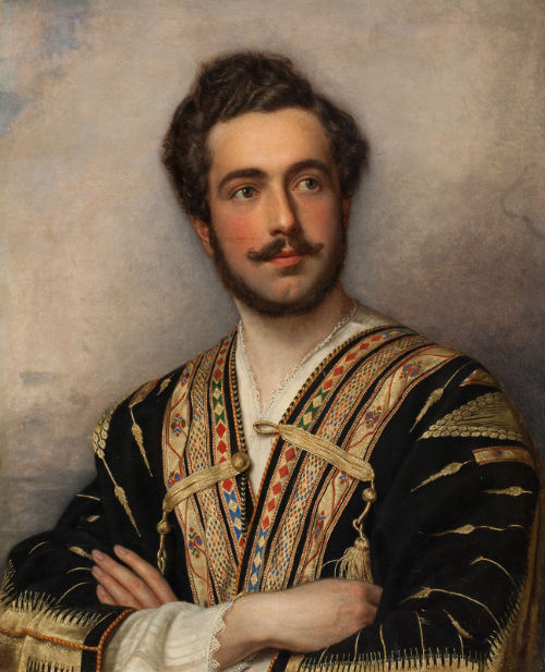 12-Карл Йозеф Штиллер -Портрет князя Г Г Гагарина- 1837-1839.jpg