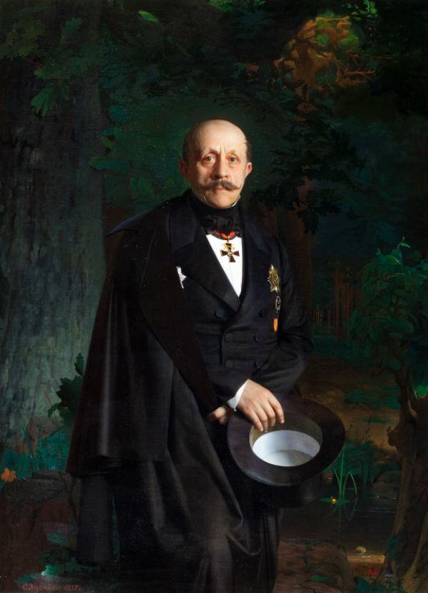 13-Сергей Зарянко - Портрет А Д Черткова - 1857.jpg