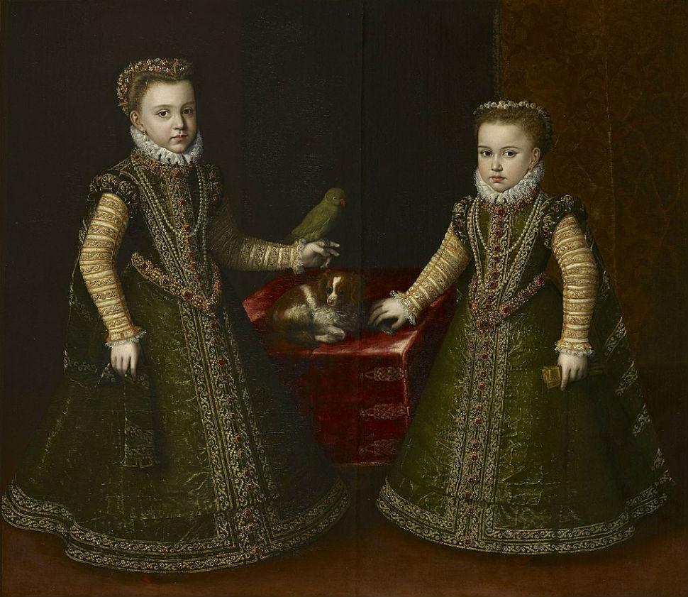Испанские принцессы Исабель и Каталина.jpg