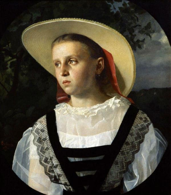 Портрет девочки Феодосии Огородниковой.jpg