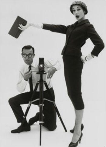 John French and Daphne Abrams - Лондон - 1957.jpg