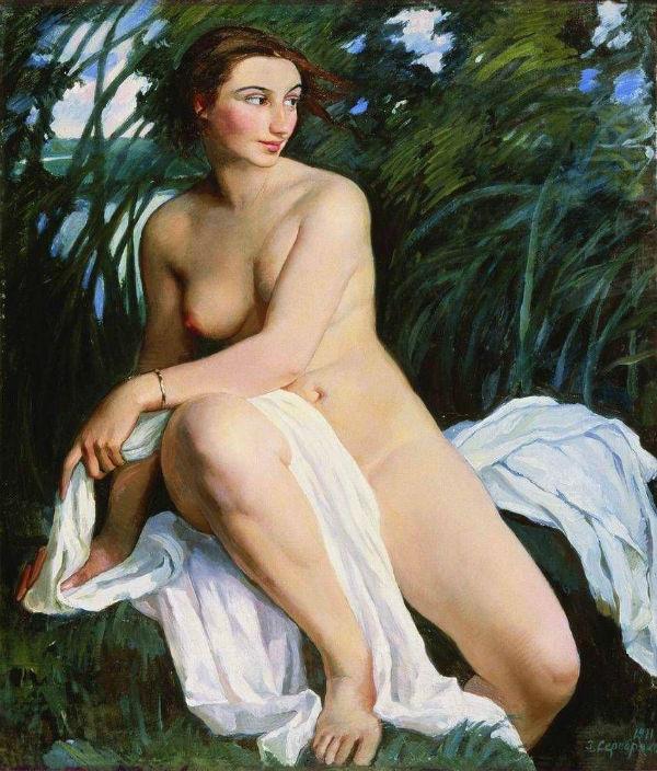 1-Купальщица - 1911.jpg
