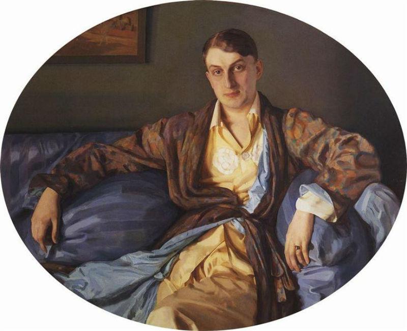 Портрет Мефодия Лукьянова - 1918.jpg