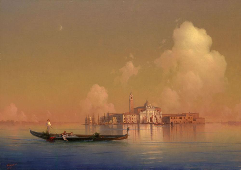 Вид Венеции Сан-Джорджо Маджоре - 1851.jpg