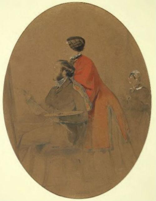 Айвазовский со второй женой.jpg