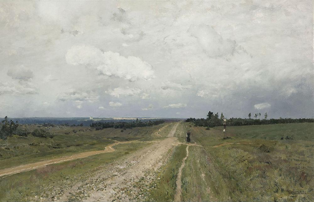 Исаак Левитан - Владимирка - 1892.jpg