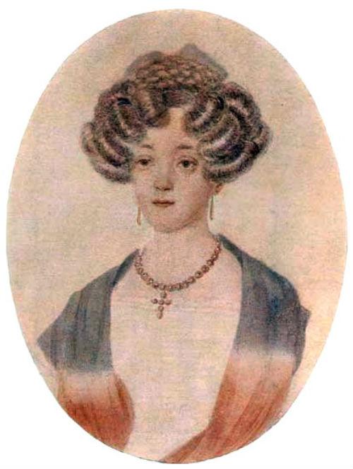 Е. Н. Гончарова. Конец 1820-х — начало 1830-х годов.jpg