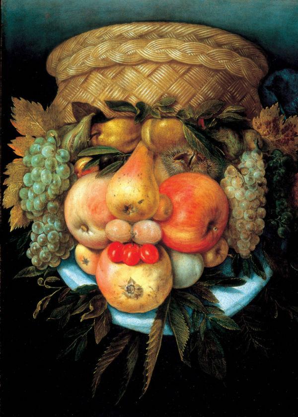 Портрет - Натюрморт с корзиной и фруктами.jpg