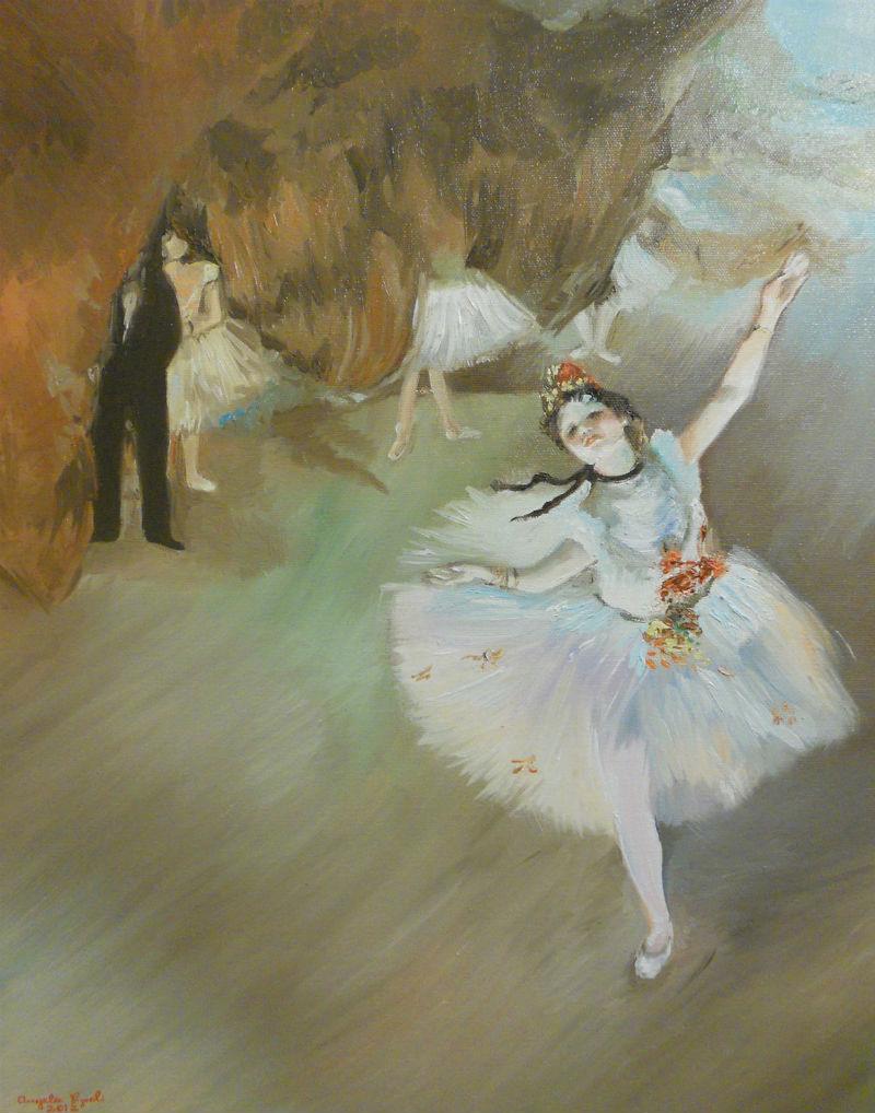 Эдгар Дега - Звезда балета.jpg