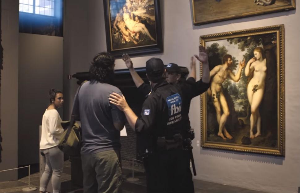 1-Фрагмент видеоролика Фламандского совета по туризму.jpg