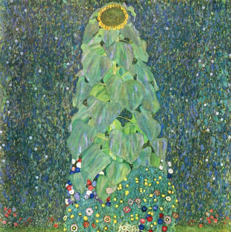 14-Густав Климт - Подсолнух 1907.jpg