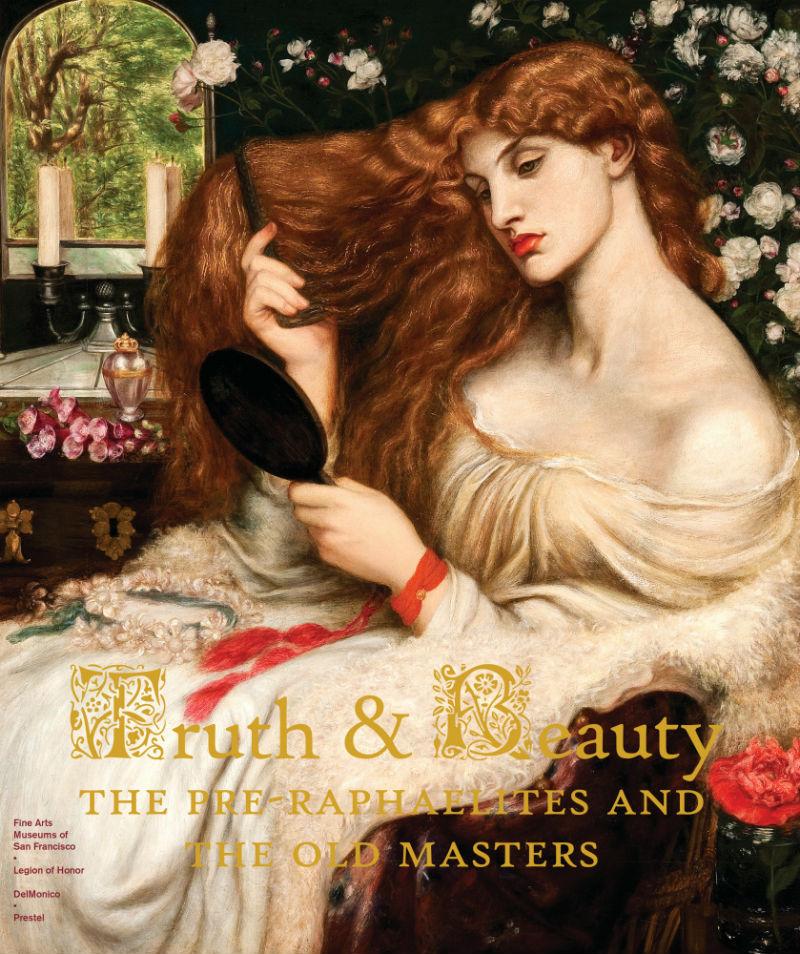 13-Обложка книги Мелиссы Бёрон «Истина и красота. Прерафаэлиты и старые мастера».jpg