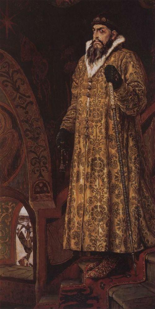 1-Виктор Васнецов - Портрет Ивана Грозного - 1897.jpg
