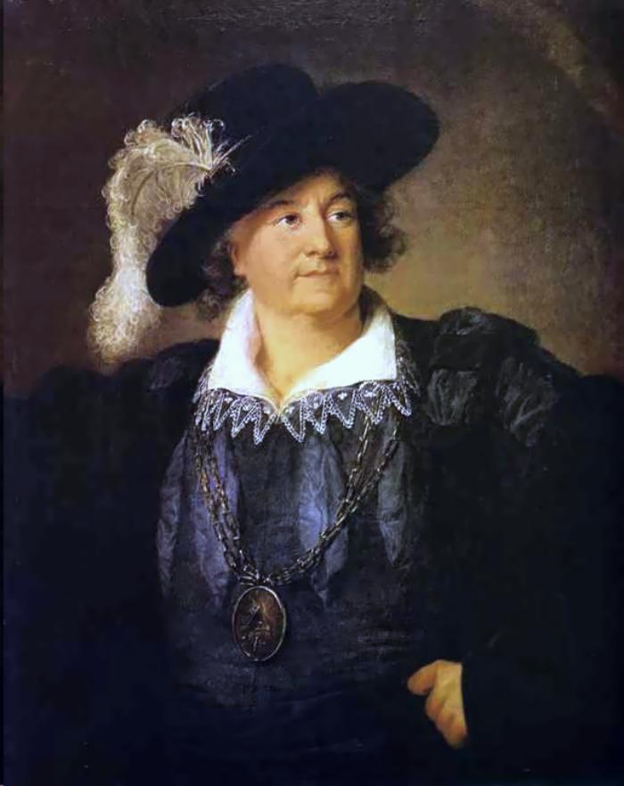 8-Портрет польского короля Станислава II Августа (Понятовского)  - 1797.png