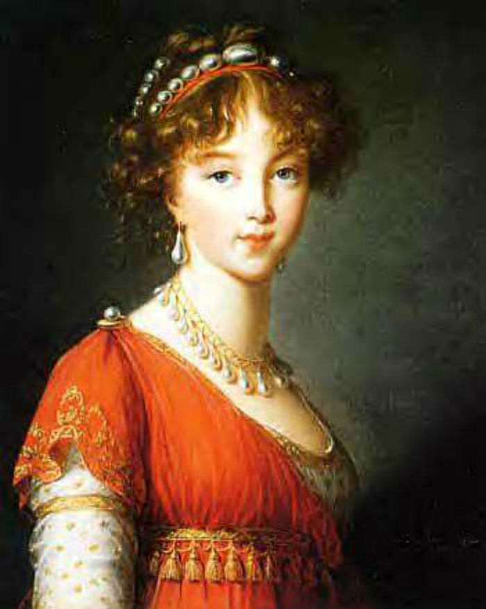 13-Портрет императрицы Елизаветы Алексеевны - 1801.jpg