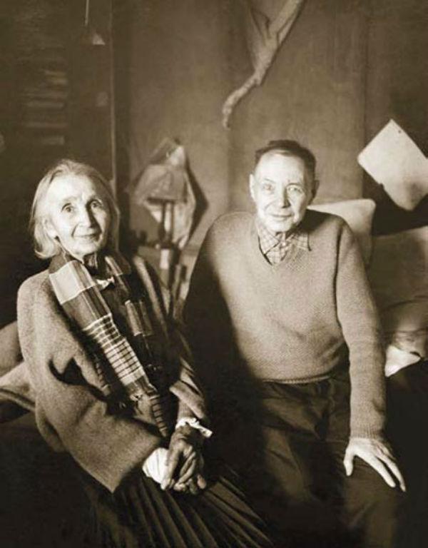 50-Наталья Гончарова и Михаил Ларионов - 1956.jpg