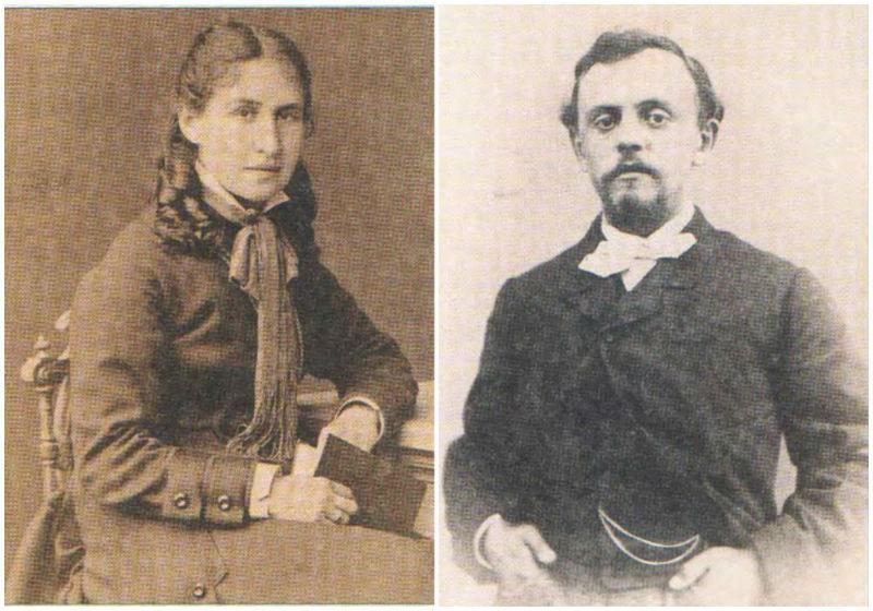 4-Елизавета Мамонтова - 1870-е и Савва Мамонтов - 1860-е.jpg