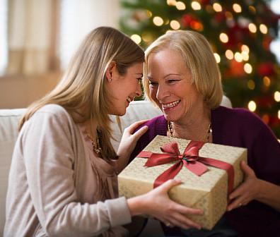 Что подарить родителям на Новый год 2014?