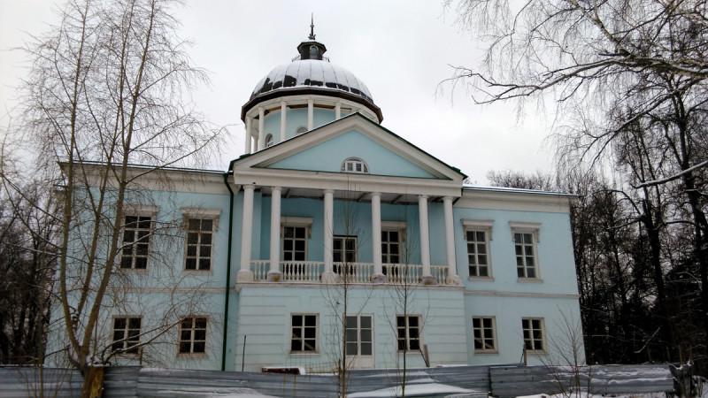 Усадьба Петровское. Лыткарино