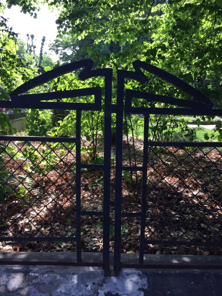Внутренняя оградка