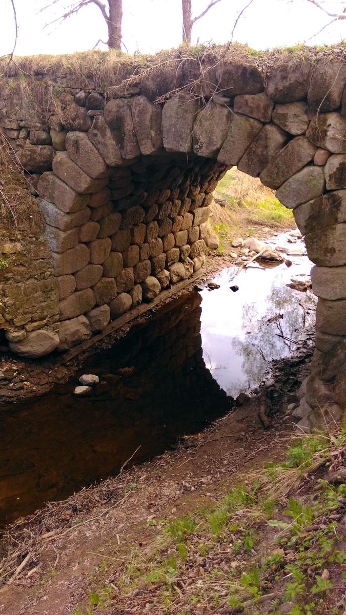Валунные мосты Государевой дороги Тверская область