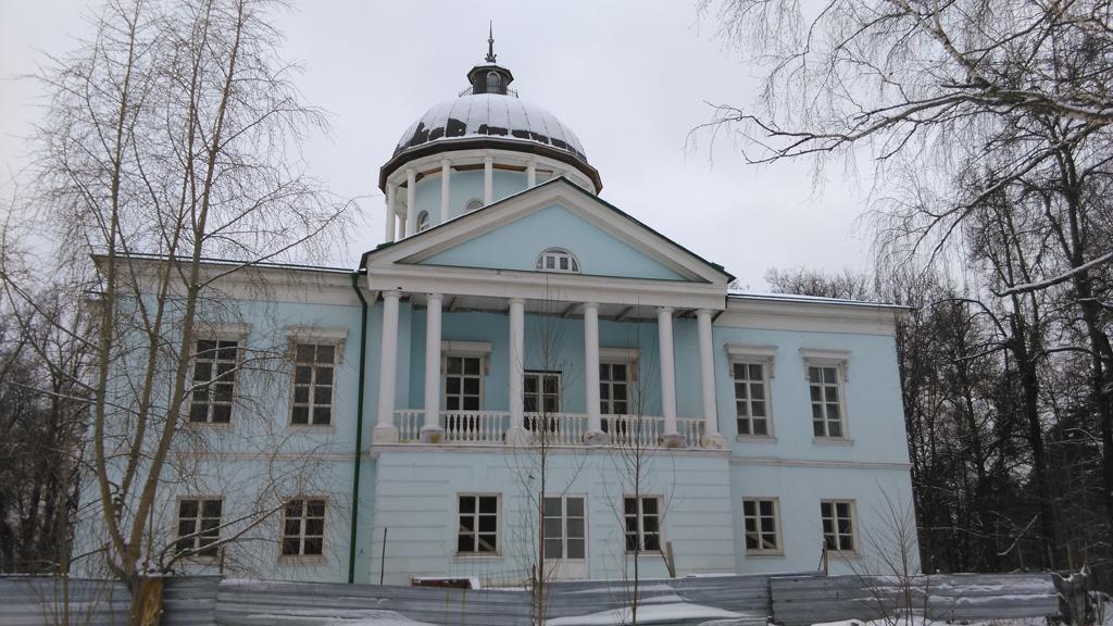 Главный дом усадьбы