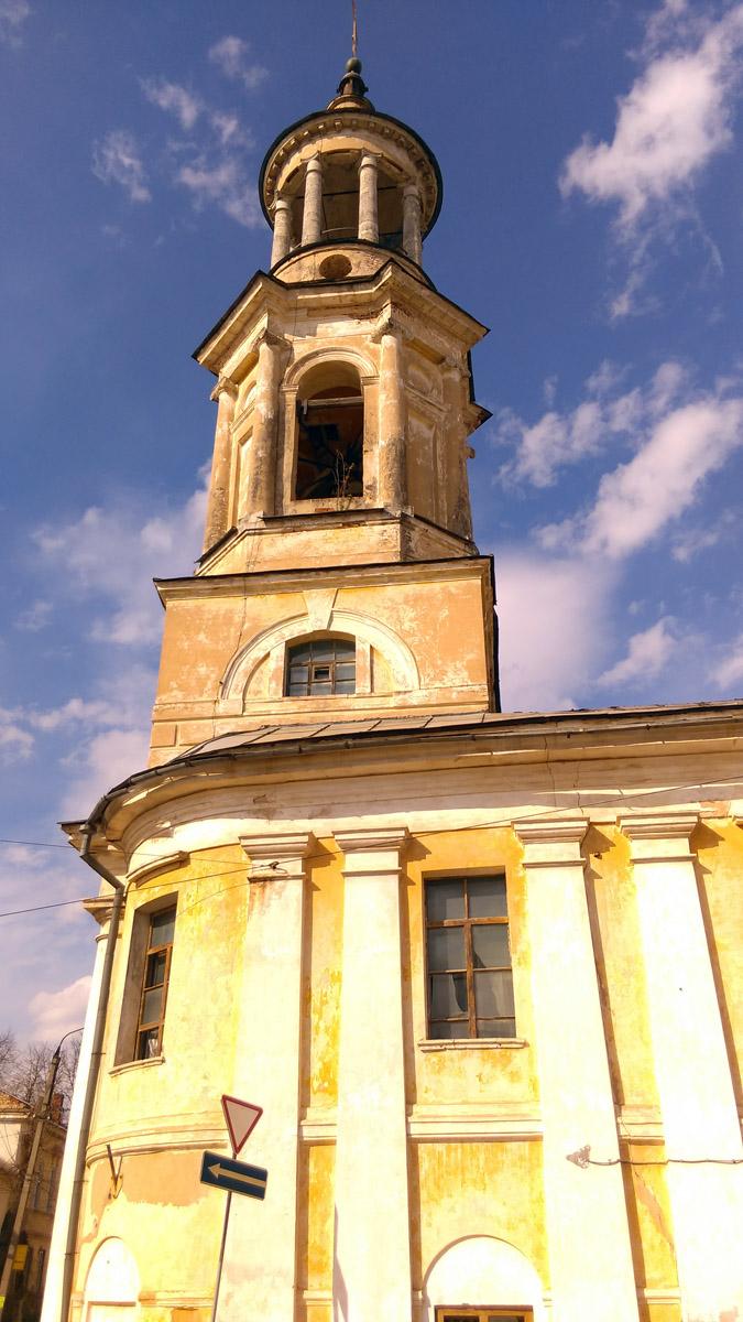 2 мая 2019. Храм Климента Папы Римского. Год постройки: 1835.