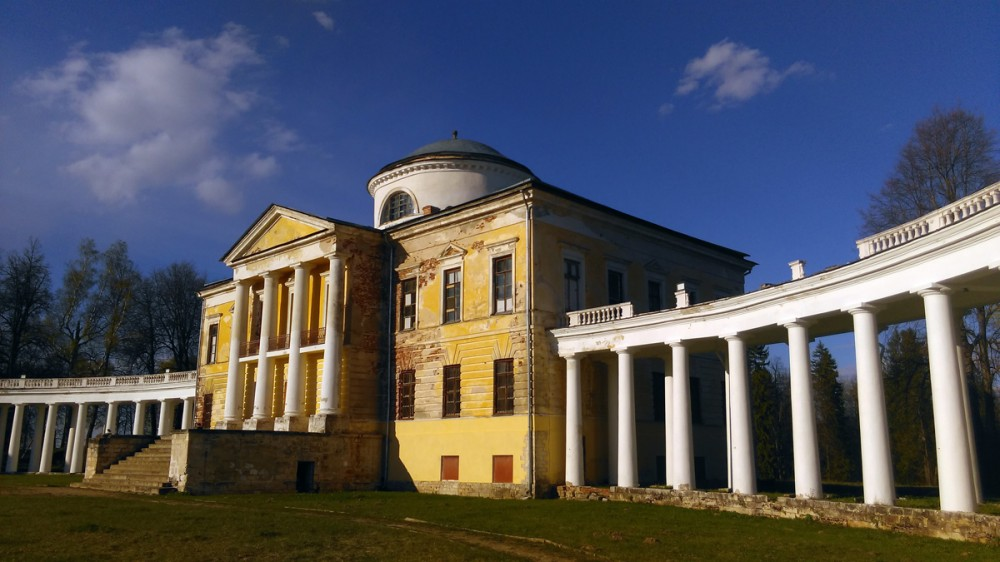 Главный дом