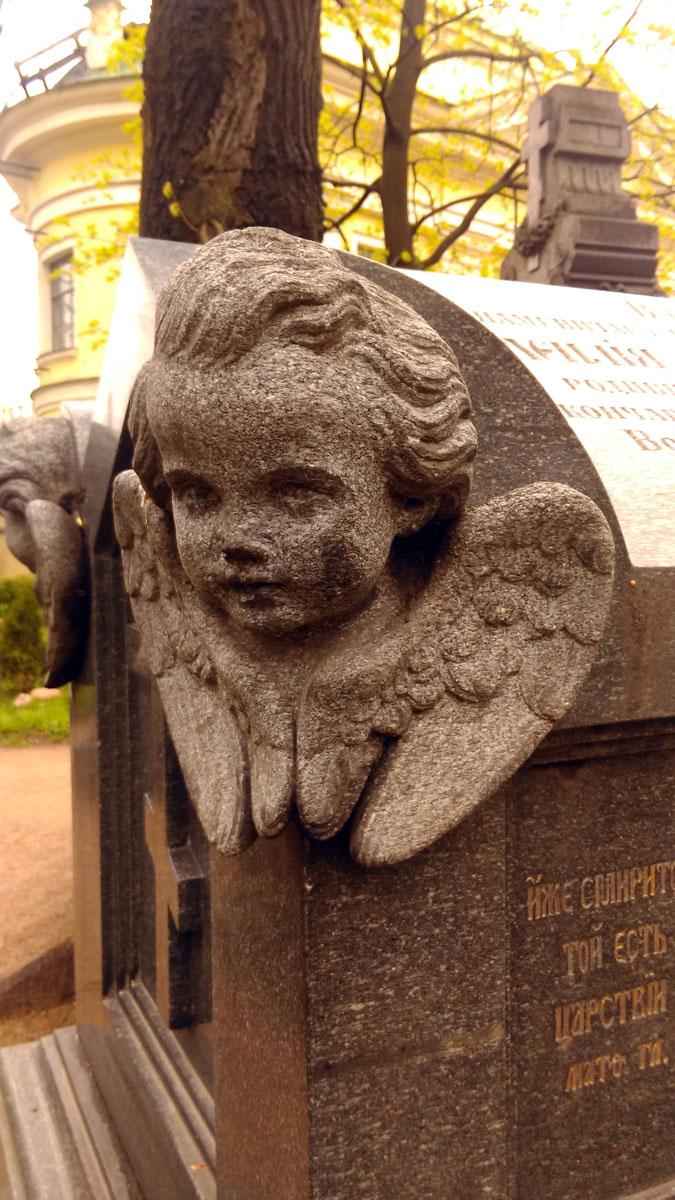 Нет, это не Володя Ульянов в детстве, как можно было подумать из-за портретного сходства...