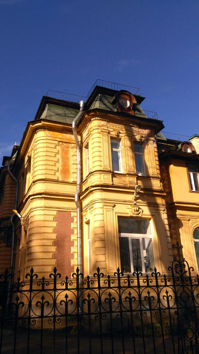 Семья Яковенко владела особняком 20 лет.