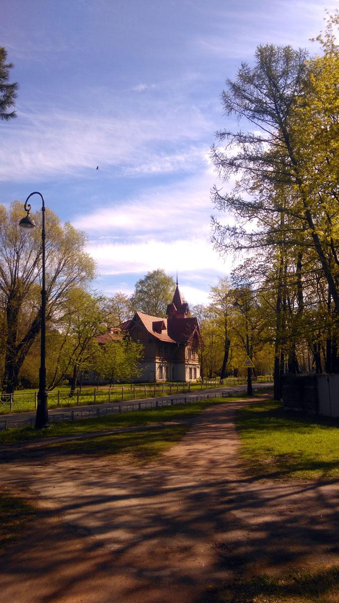 Дом княгини М. К. Кугушевой