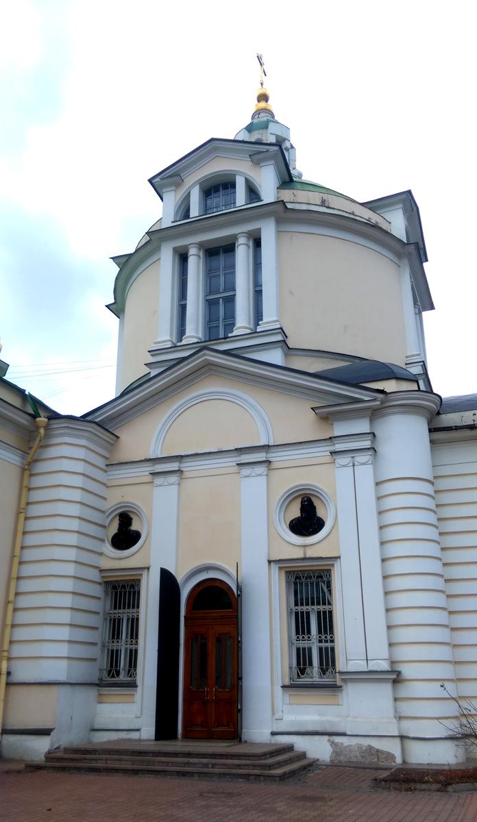 7 апреля. Храм святителя Николая в Кузнецкой Слободе
