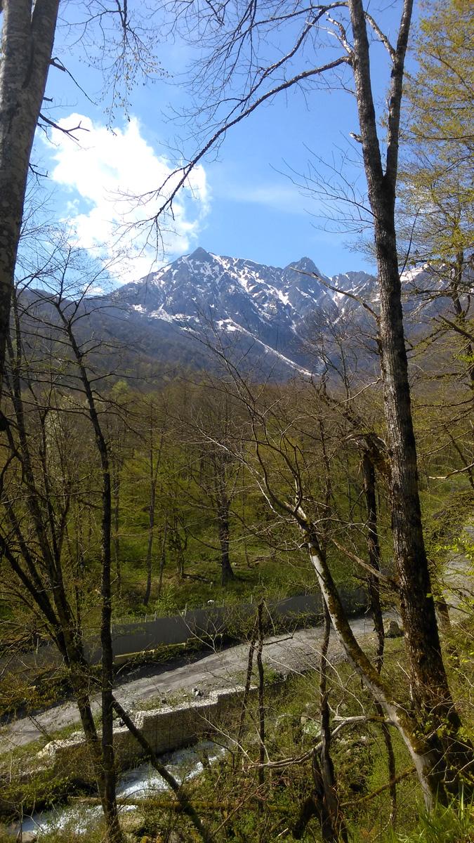 Хребет Ачишхо, 2391,4 м. Красота!
