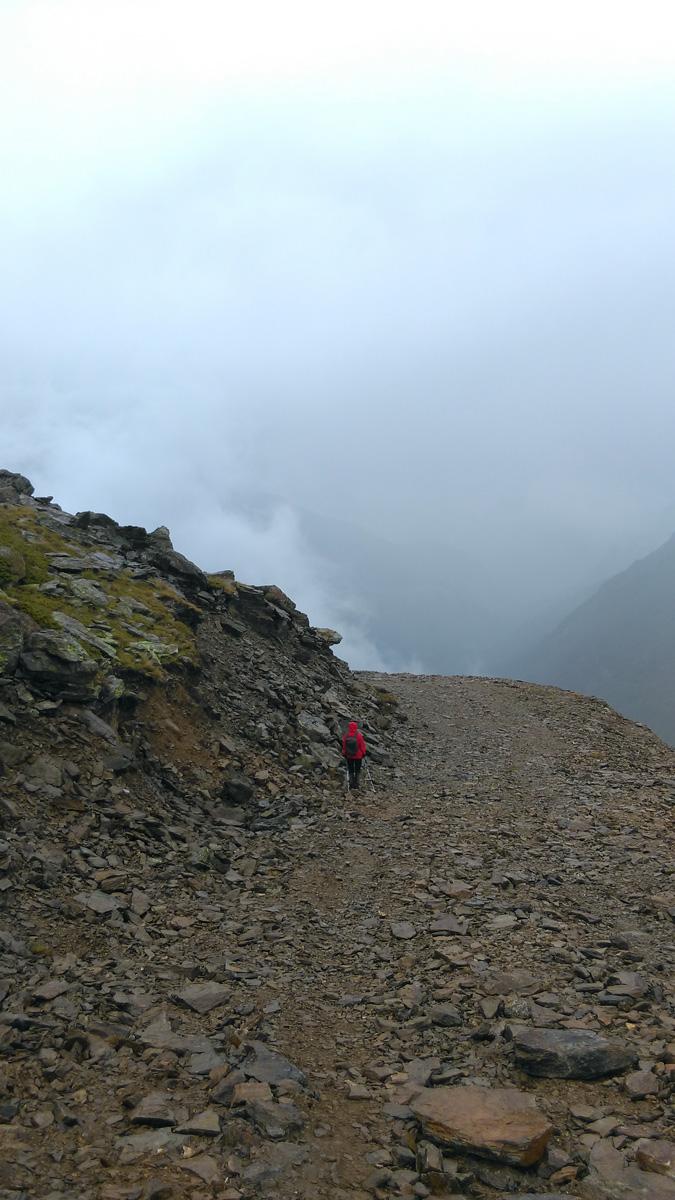 Сентябрь 2019. Приэльбрусье. Гора Чегет.